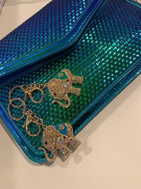 New elephant key chain #010