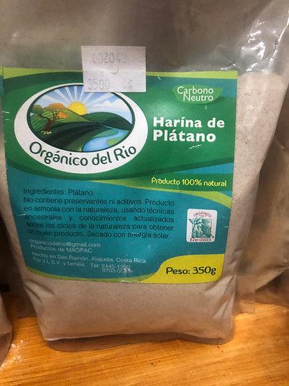 Organic Plantain Flour