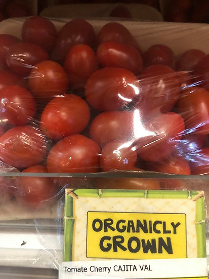 Organically Grown Cherry Tomatoes