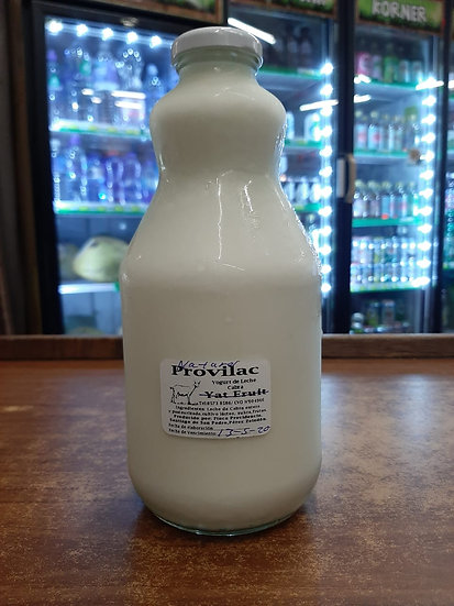 Natural Goats Milk Yogurt