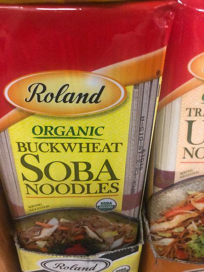 Roland Soba Noodles 363g