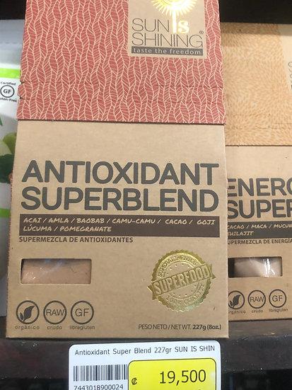 SUN IS SHINING Antioxidant Superblend