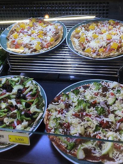 Mama Toucan's Pizza