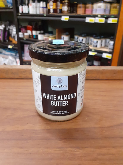 Mantequilla de almendra blanca 250g
