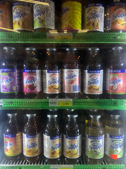 Snapple 473ml (Choose From 14 Flavors)