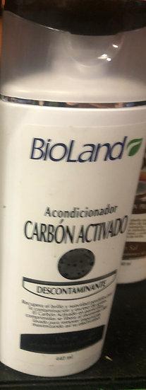 Bioland Activated Carbon Conditioner (440ml)