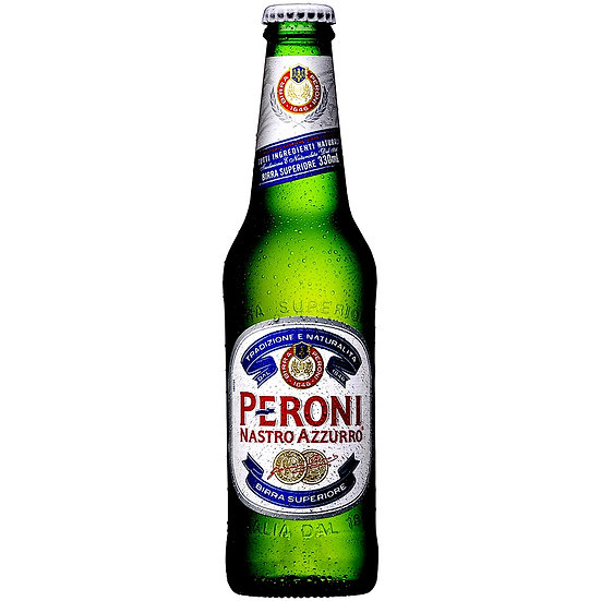 Peroni Italian Beer (330ml)