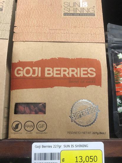 Organic Goji Berries (227g)