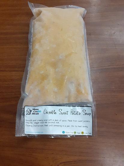 Chipotle Sweet Potato Soup Mono Congo