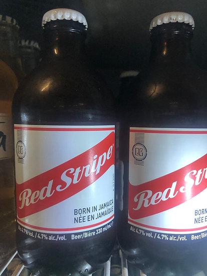 Red Stripe Jamaican Beer