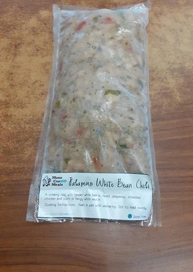 Jalapeño White Bean Chilli 600g Mono Congo