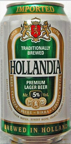 Copia de Hollandia Pilsner Beer (330ml Can)