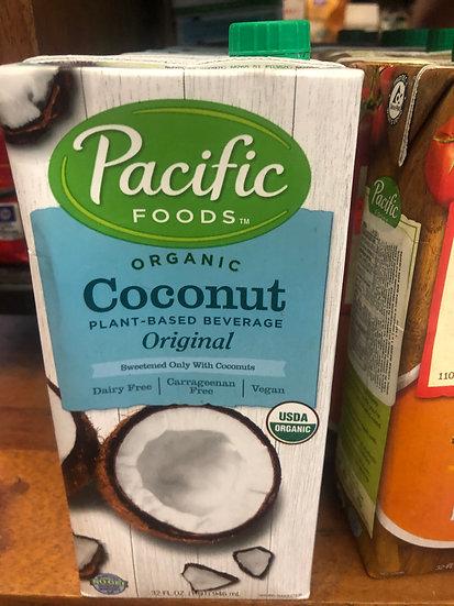 Coconut Milk (Dairy Alternative)