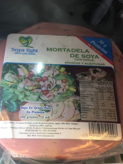 Soy Mortadela (Soya Light)