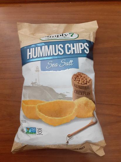 Hummus chips simply7