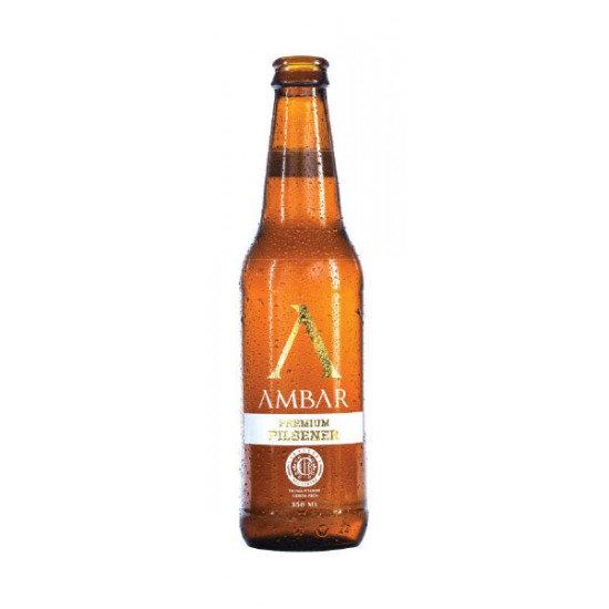 Ambar Pilsner Beer (350ml)