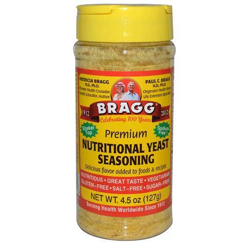Bragg's Nutritional Yeast (127g)