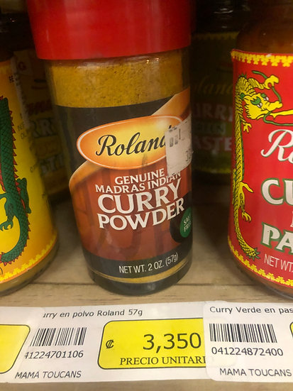 Roland Curry Powder (57g)