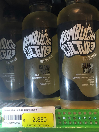Kombucha Culture (480ml Glass Bottle)