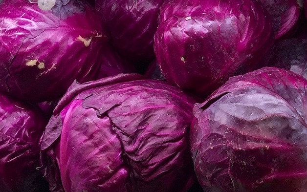 Organic Red Cabbage (1kg)