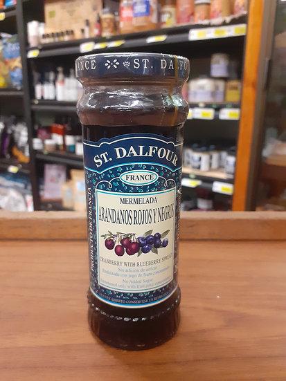 St. Dalfour mermelada arándanos
