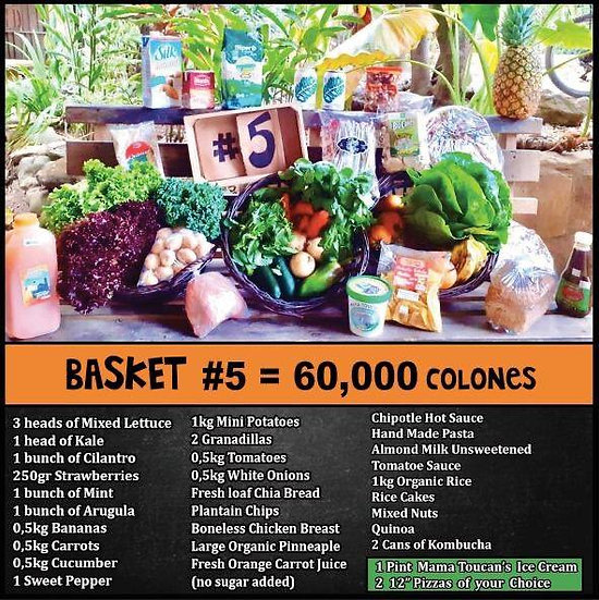 Basket #5
