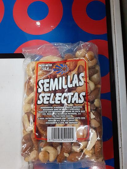 Semillas selectas Nutresol 150gm