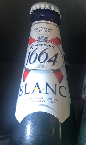 Kronenbourg Blanca Beer (330ml)