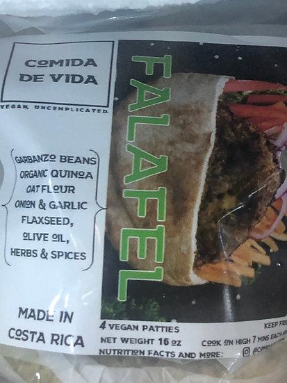 Comida De Vida Falafel Patties
