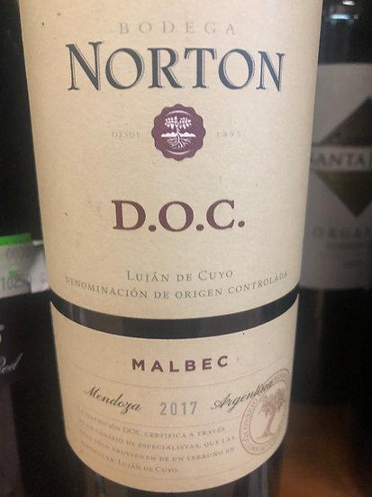 Norton Malbec (Argentina)