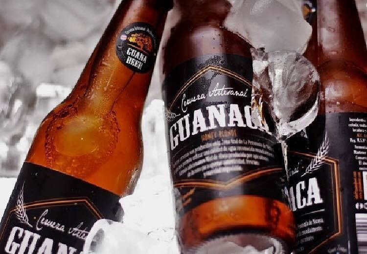 Guanaca Beer (Choose From 2 Varieties)