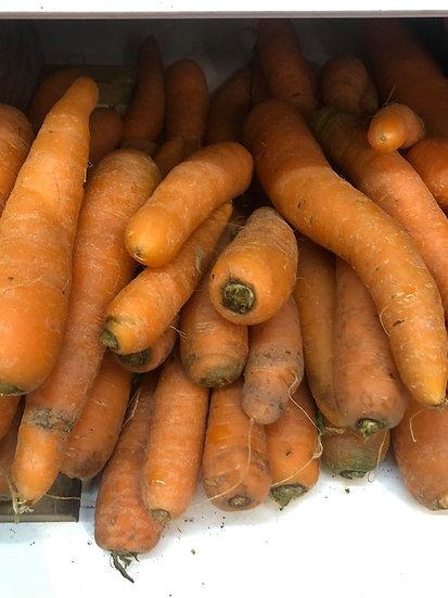 Organic Carrots (1kg)