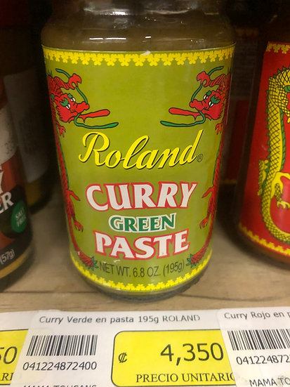 Roland Curry Paste (Red, Green,Yellow)