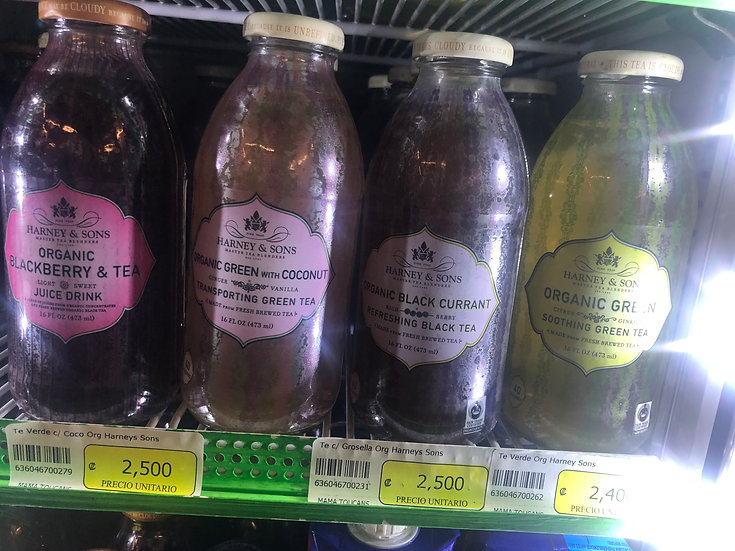 Harney+Sons Organic Tea (4 Flavors)