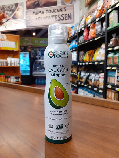 Aceite de aguacate Spray CHOSEN FOODS