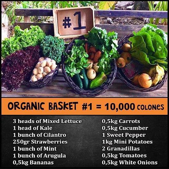 Basket #1(Organic)