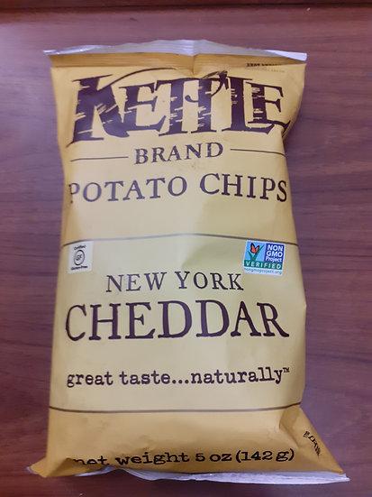 Kettle new york chedar 142g