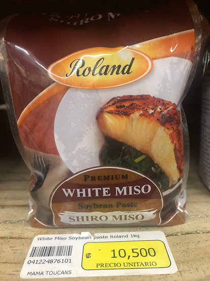Roland White Miso (1kg)