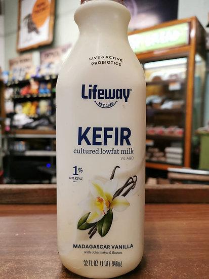Kefir (Yogurt) Madagascar Vanilla (946mL)
