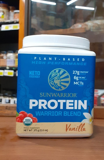 Protein Warrior Blend Vanilla 375g