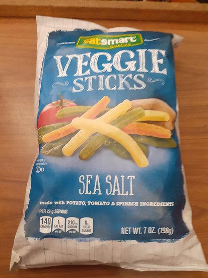 Sea salt garden veggie sticks 170gr