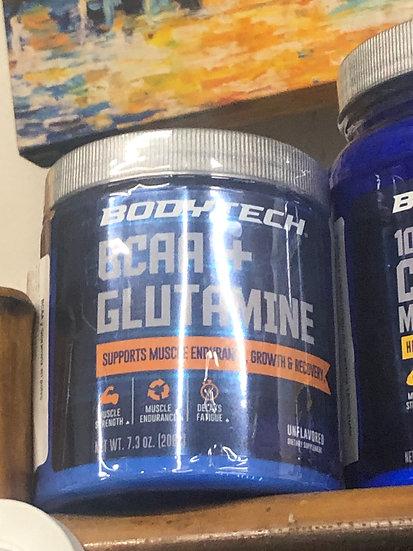 BodyTech BCAA + Glutamine (206g)