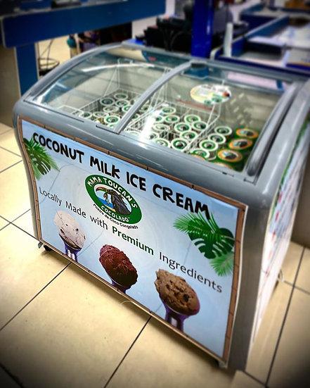 Mama Toucan's Cocolado (Coconut Milk Ice Cream)