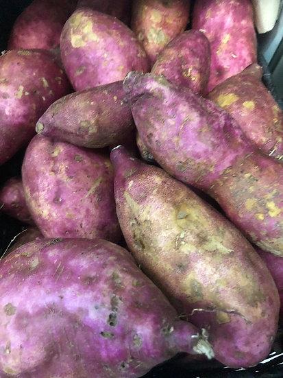 Organic Sweet Potato / Camote (1kg)