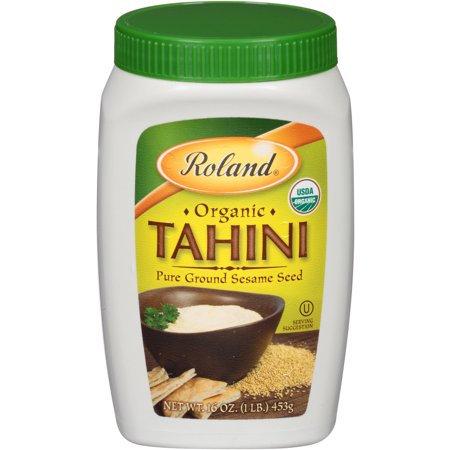 Roland Organic Tahini (453g/1lb)
