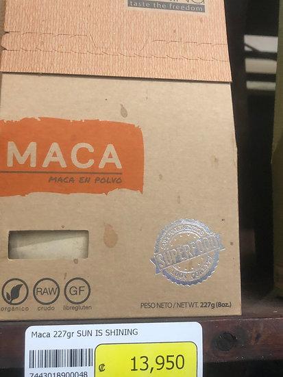 Organic Maca Powder (227g)