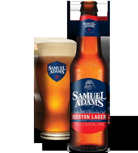 Samuel Adams Boston Lager Beer (335ml)