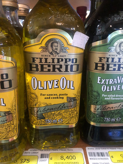 Filippo Berio Olive Oil (750ml)