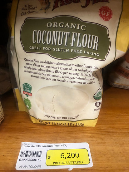 Bobs Red Mill Organic Coconut Flour (453g)