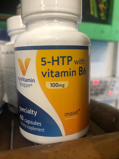 5-HTP With B6 100mg (60 Cap)